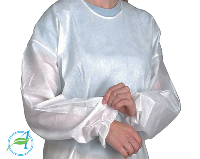 White-Disposable-Gowns