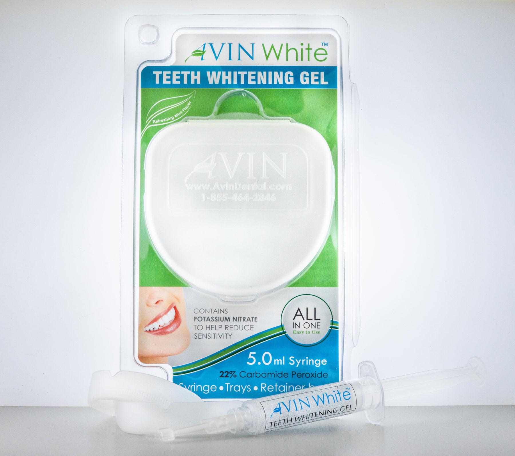 Whitening Gel Starter Kit